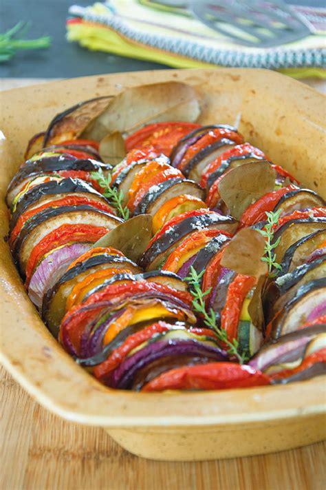 origan en cuisine tian de légumes d été recette interfel les fruits et