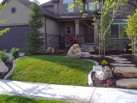 Backyard Business Ideas by Tree Selection Chris Landscaping In Salt Lake