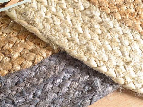 tappeti juta tappeto intrecciato in juta bicolore 58 04 91 from