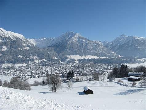 Im Winter by Oberstdorf Im Winter Zum Oytal 2010 Foto