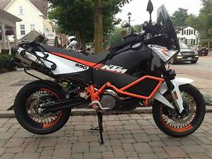 Ktm Adventure 990 R  17 Wheels Setup