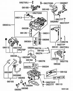Carburetor For 1986