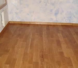plancher chene vitrifie huile ou cire communaute With parquet vitrifié ou ciré