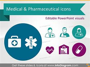 Health Care Medical And Pharmaceuticals Icons  Powerpoint