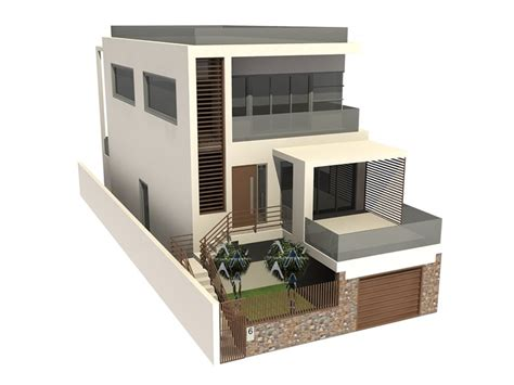 residential house model  tech cadd services
