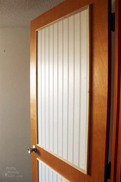 add decorative molding  flat doors mobile home repair