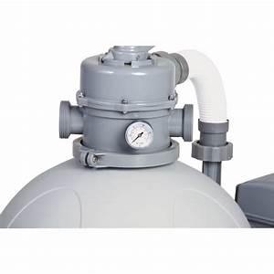 Filtre A Sable Bestway : groupe de filtration sable flowclear bestway m3 ~ Voncanada.com Idées de Décoration