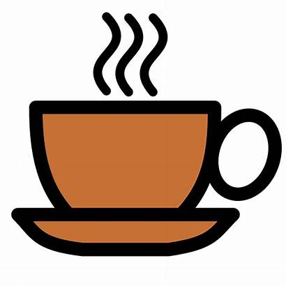 Coffee Cup Clip Icon Transparent Tea Cartoon