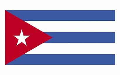 Flag Cuban Cuba Star Triangle Stripes Field