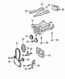 2004 Dodge Stratus Sxt Balance Shafts   Engine