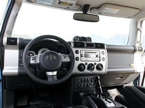 fj cruiser interior toyota fj cruiser road lifted image 264