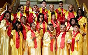 The Late Show's Gospel Choir's Profile | Musicpage