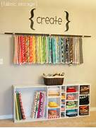 Craft Room Storage Before And After  Tip Junkie