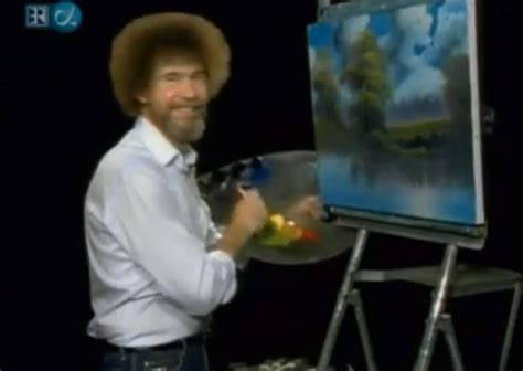 12 Ways Bob Ross Improved Your Childhood