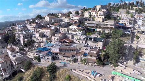 Safed, Israel   Dronestagram