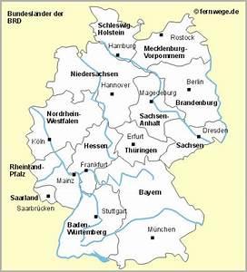 Deutschland Physische Karte : deutschland landkarten mit wanderwegen und digitale karten ~ Watch28wear.com Haus und Dekorationen