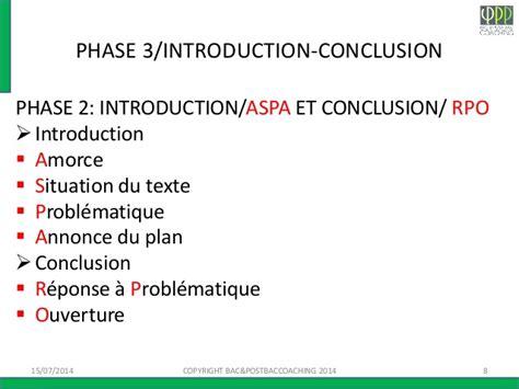 Conclusion Résumé De Texte by M 233 Thodologie Commentaire Pour Le Bac De Fran 231 Ais