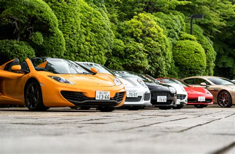 Tokyo Supercars Experience