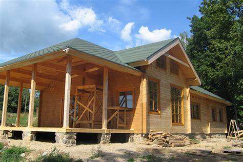 maison en bois construction de maison personnalis 233 e et d