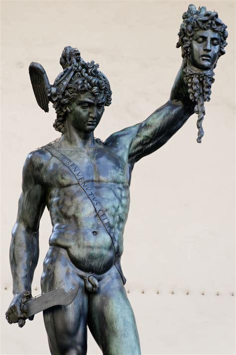 Fileperseus By Cellini Loggia Dei Lanzi N03jpg