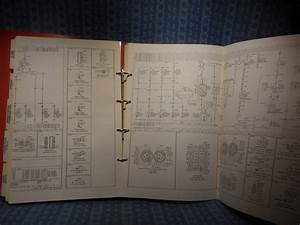 1989 Ford Truck Oem Wiring Diagrams F