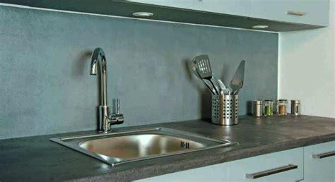 changer plan de travail cuisine carrelé application et prix du béton minéral