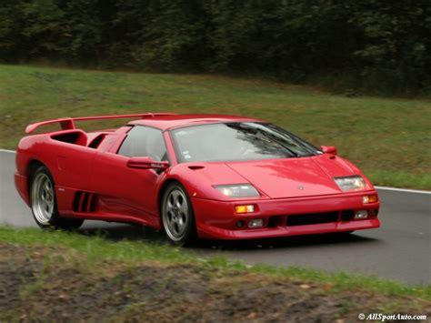 Lamborghini diablo Roadster vt (2000) Picture