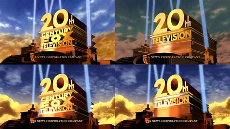 20th Century Fox Tv Remakes (outdated 3) By