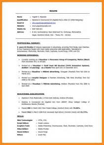 resume letter sle for youth counselor resume