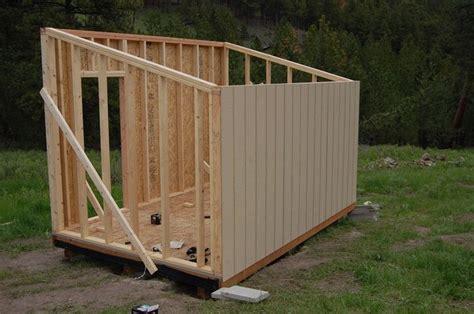 build  cheap storage shed garden pinterest