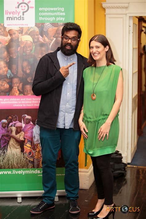 romesh ranganathan   founder alison  debut