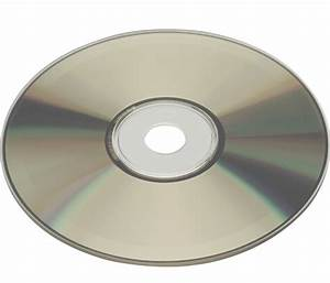 Compact Disc no background PNG Image