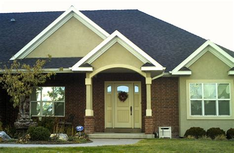 stucco home color scheme images houses and homes