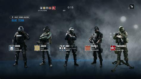 siege sport tom clancy rainbow six