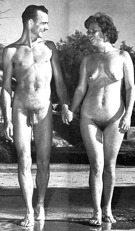 Naked Couple Vintage 15 Pics XHamster