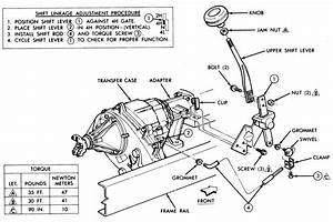 Chevy Transfer Case Diagram