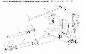 Trolley Jack Replacement Parts