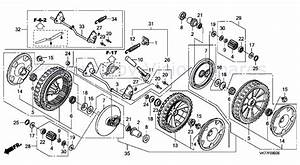 Spare Parts For Honda Lawn Mowers