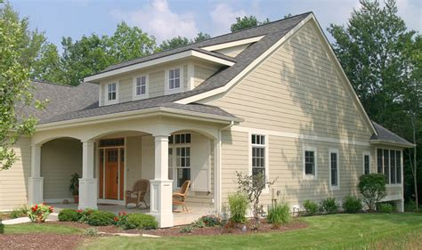 cottage style home