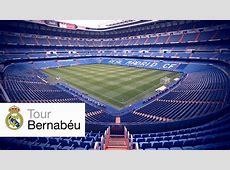 Tour Bernabeu Real Madrid Stadium Tour 2016 YouTube