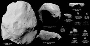 Asteroid Names List (page 2) - Pics about space