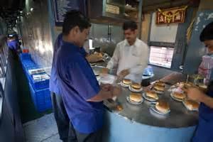 Indian Railways Train Food