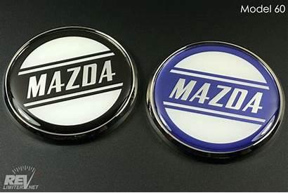 Badges Revlimiter Mazda 1960s Badge Gen2 Either