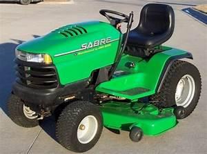 John Deere 2048hv 2254hv 2554hv Sabre Lawn Garden Tractor