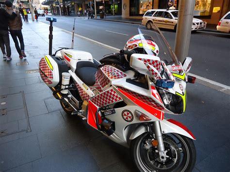 Yamaha Tracer 700, Motorcycle Ambulance (emergency Blood