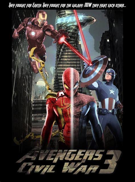 Captain America Civil War Spiderman Wallpaper Avengers 3 Poster By Geektruth64 On Deviantart