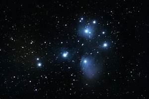 Matariki (Pleiades) star cluster — Science Learning Hub