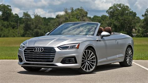 First Impressions Audi Cabriolet Pictures Photos