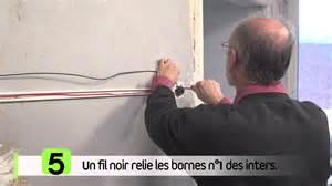 Le Led Sans Prise by Branchement D Un Interrupteur Va Et Vient Youtube