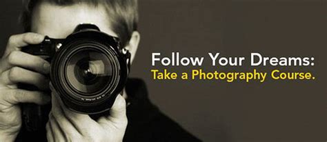 Photography Training Course For Improving Photography